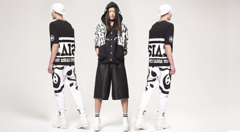 EVISU Spring/Summer 2015 Collection When Street Meets Sporty