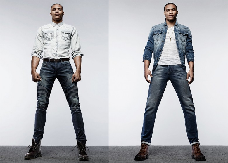True Religion X Russell Westbrook